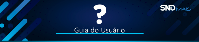 Guia do usuario site SND
