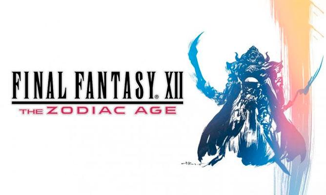 Final Fantasy XII-pre-venda